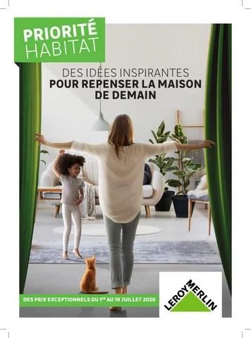 Leroy Merlin Des Idees Inspirantes Pour Repenser La Maison De Demain By Agencecourtcircuit Issuu