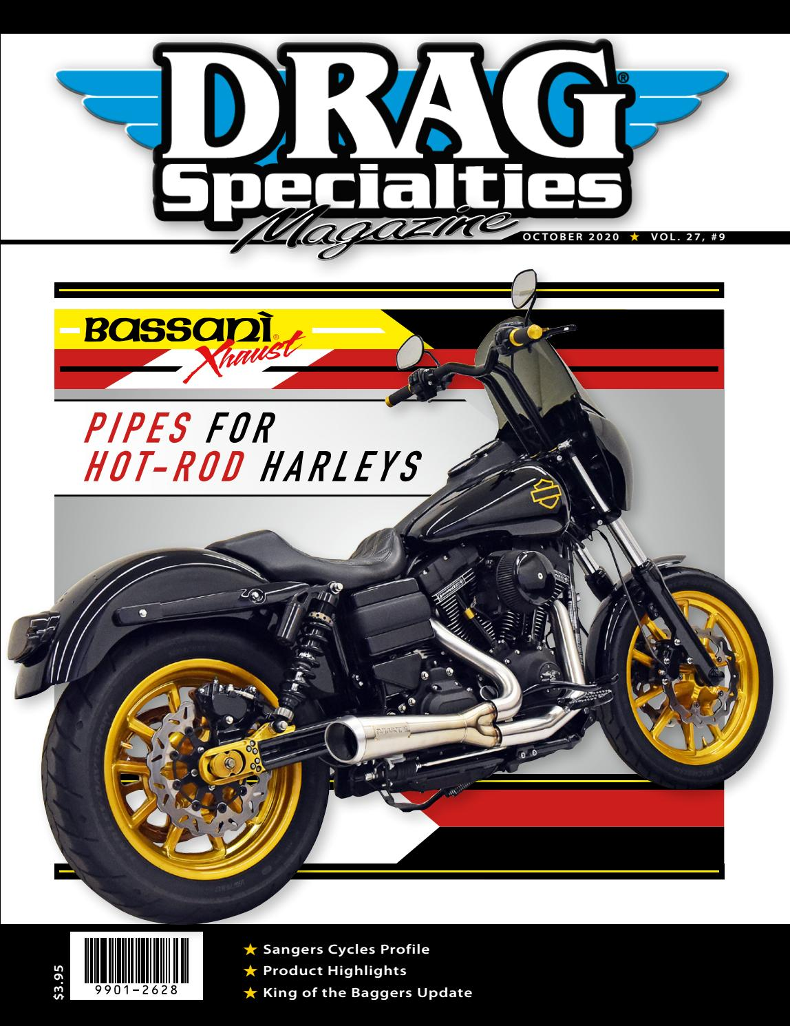 drag specialties magazine october