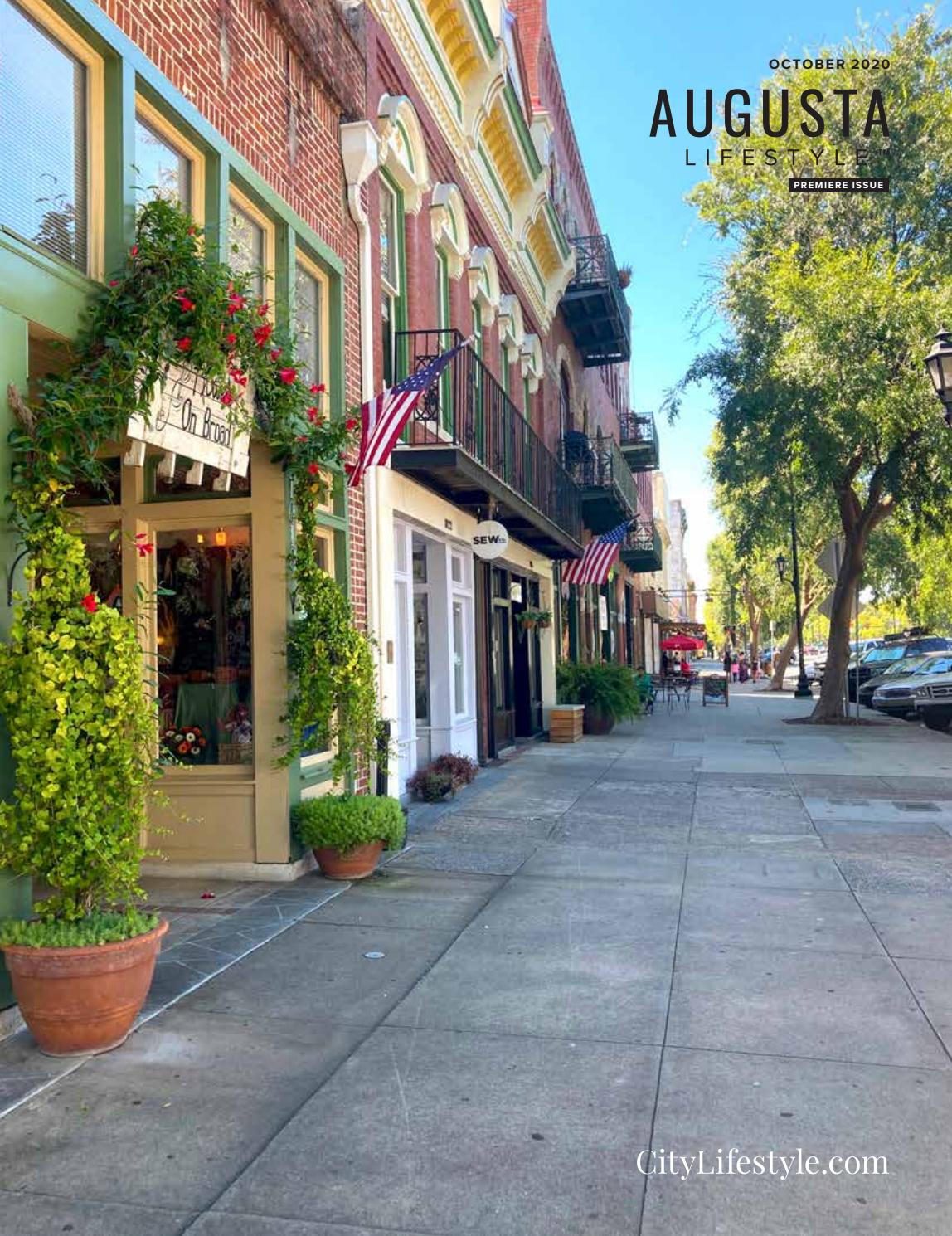 augusta ga october 2020 by lifestyle