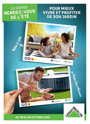 Leroy Merlin Le Grand Rendez Vous De L Ete By Agencecourtcircuit Issuu