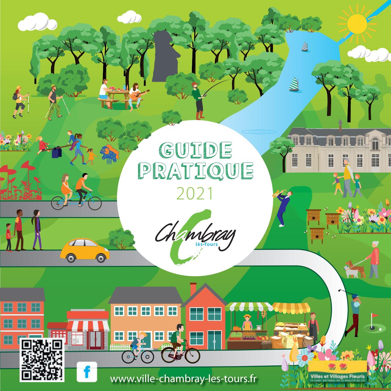 guide pratique 2021 ville de chambray