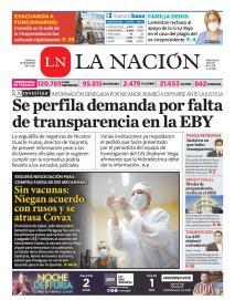 DIARIO LA NACIÓN - EDICIÓN 9.319 by La Nación - issuu
