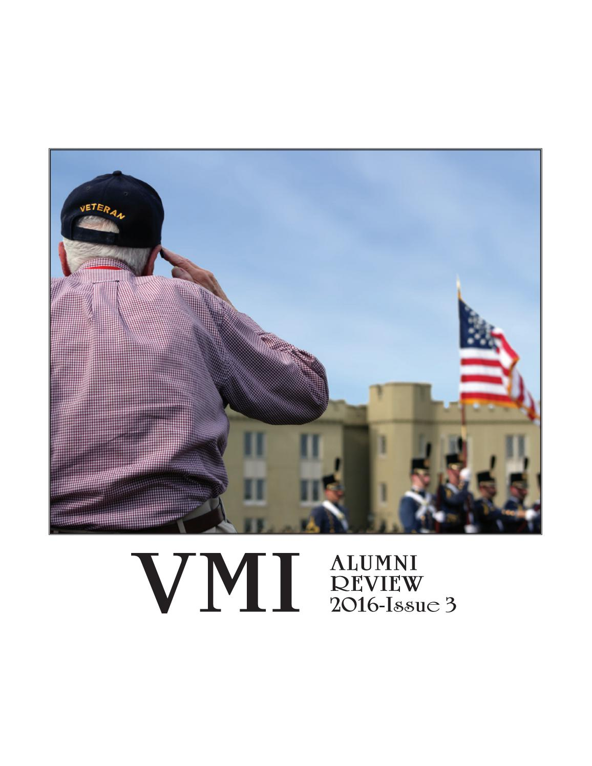 alumni review by vmi alumni