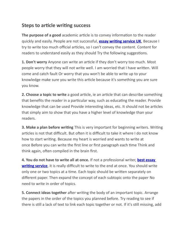 essay writing service UK by jack24 - issuu