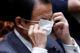 コロナ対策「マスク郵送」は本当に麻生財務大臣への利益供与なのか (1 ...