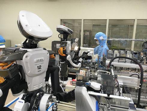 「作業ロボット」の画像検索結果
