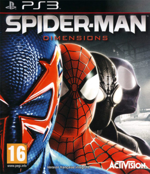 Spider Man Dimensions Sur PlayStation 3