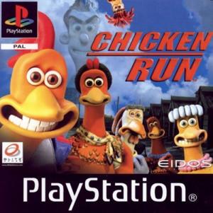 Chicken Run Sur PlayStation
