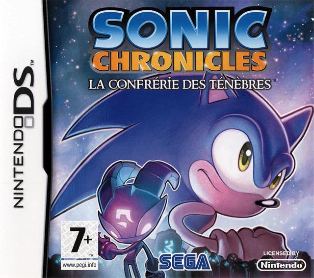 Sonic chronicles la confr rie des t n nds games - Jeu info sonic ...