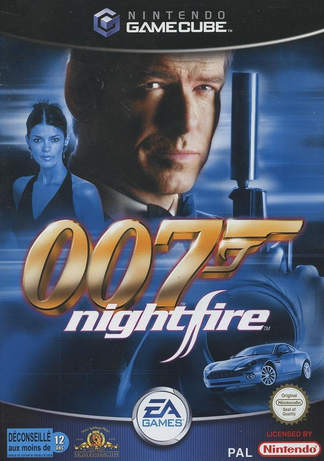 """Résultat de recherche d'images pour """"james bond nightfire gamecube"""""""