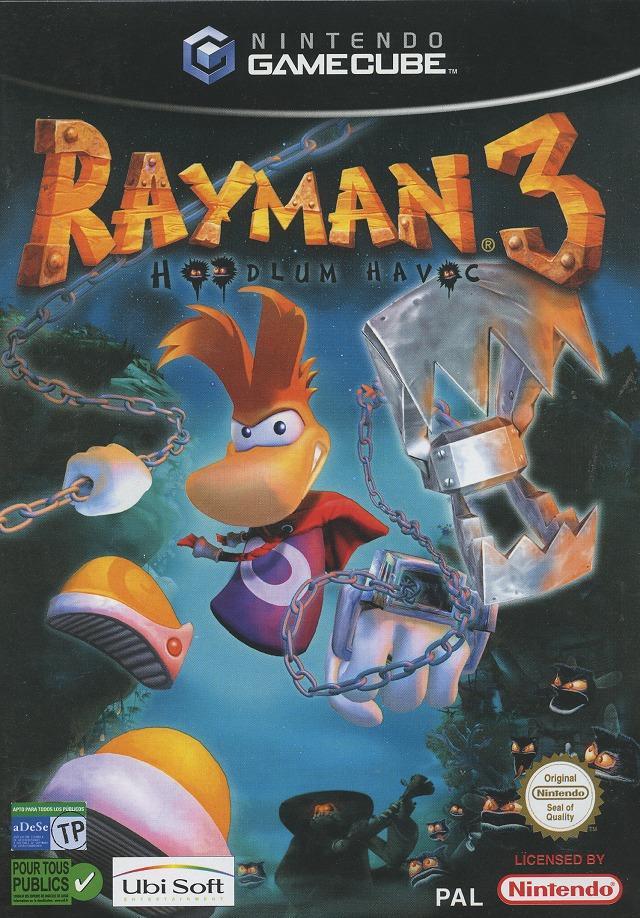 """Résultat de recherche d'images pour """"rayman 3 hoodlum havoc gamecube"""""""