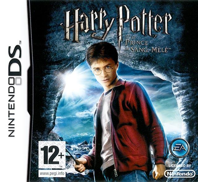 Harry Potter Et Le Prince De Sang Ml Sur Nintendo DS