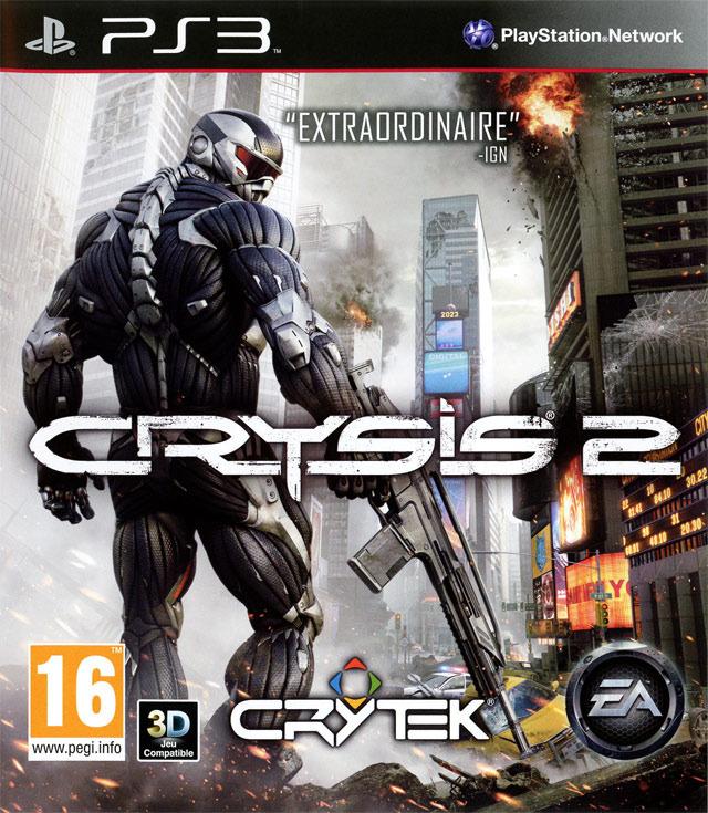 Crysis 2 Sur PlayStation 3