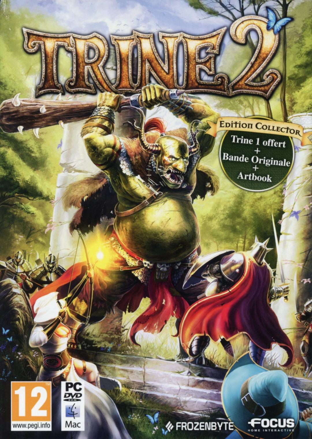 Trine 2 Sur PC