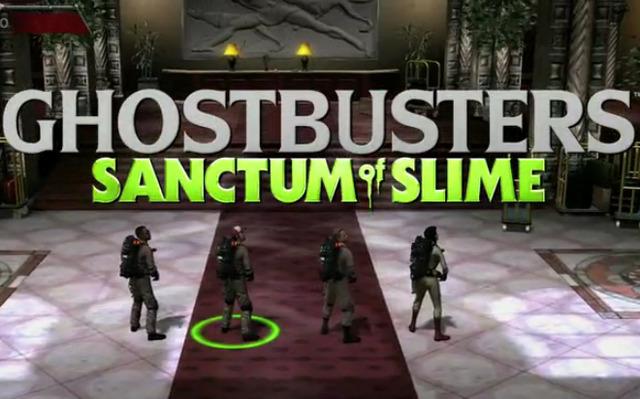 Ghostbusters Sanctum Of Slime Sur PC