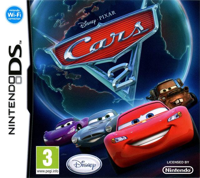Cars 2 Sur Nintendo DS