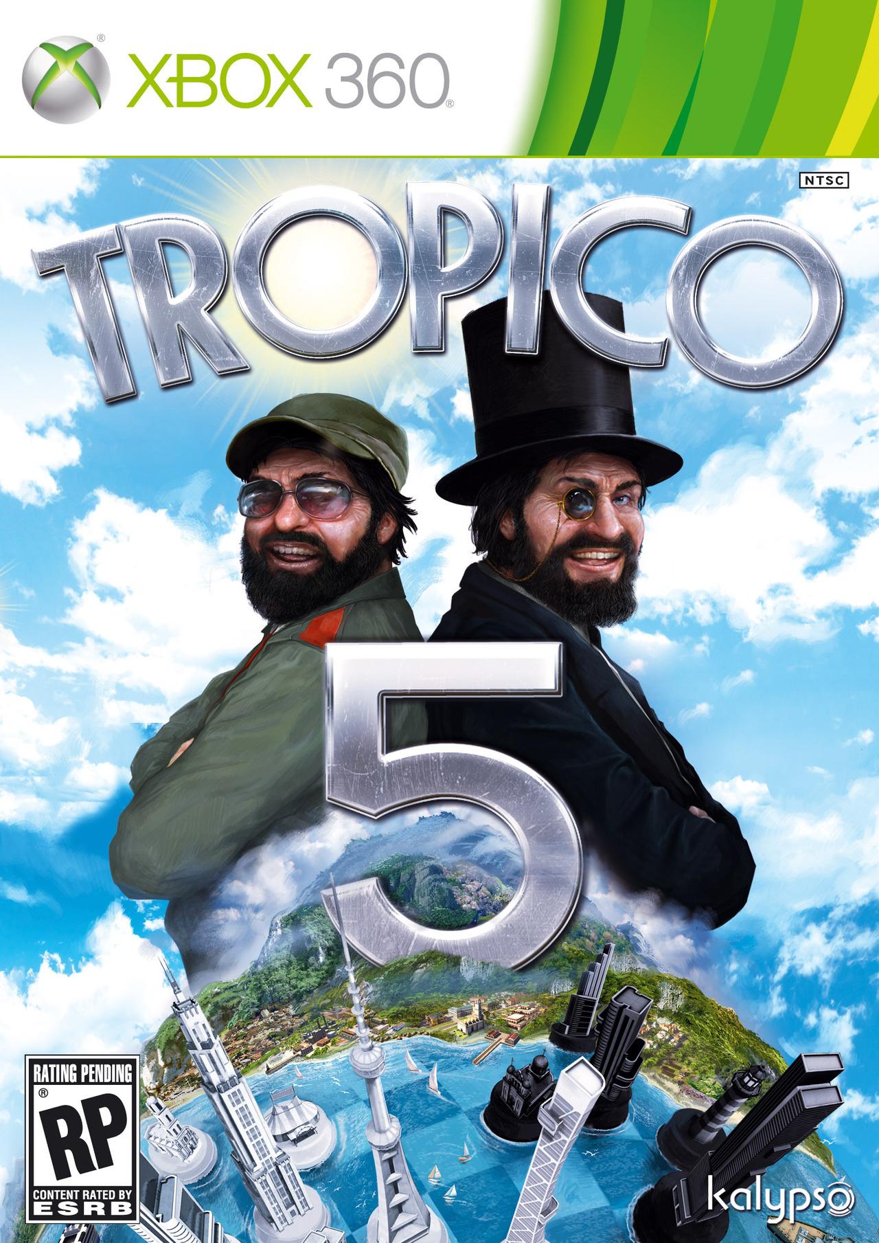 Tropico 5 Sur Xbox 360