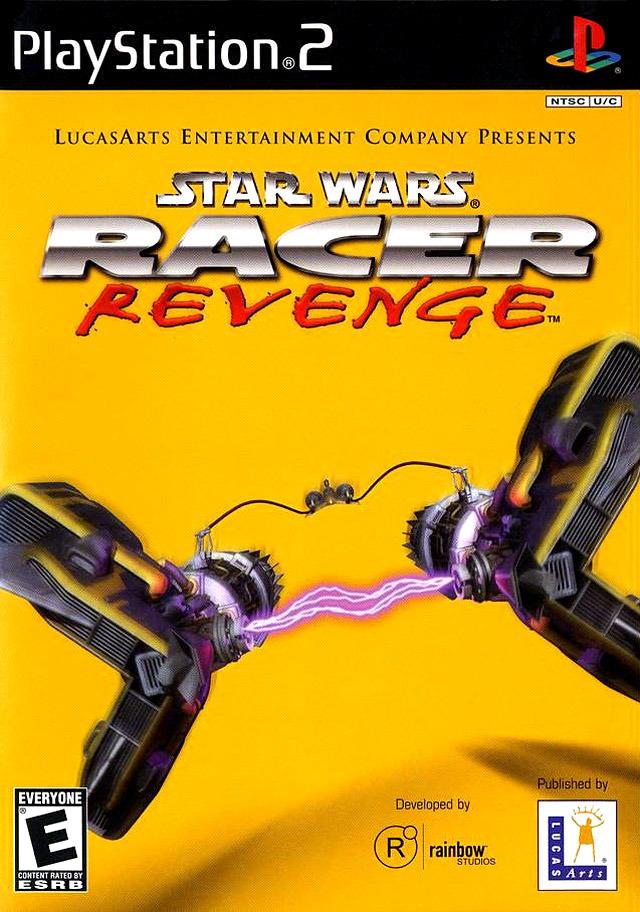 Star Wars Racer Revenge Sur PlayStation 2