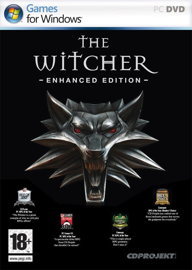 """Résultat de recherche d'images pour """"the witcher enhanced edition"""""""