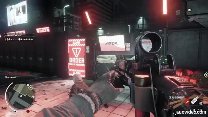 Gameplay Homefront The Revolution Libration Dun Commissariat