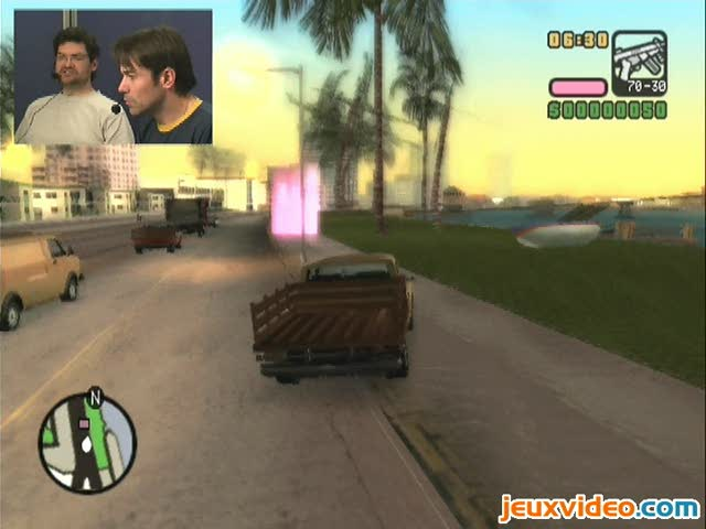 Gaming Live Grand Theft Auto Vice City Stories