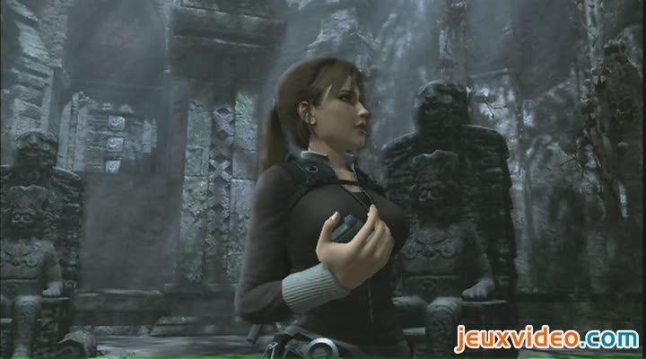 Gaming Live Tomb Raider Underworld Le Mexique Moto