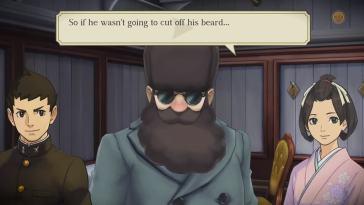 Gameplay The Great Ace Attorney Chronicles : Deux éléments de gameplay en détail – E3 2021