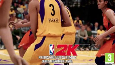NBA 2K21 Trailer Will Offer To Create A WNBA Player On PS5 And Xbox Series