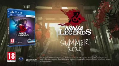 Ninja Legends trailer arrives on PSVR this summer