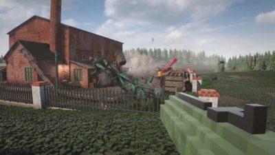Teardown Trailer: Between Destruction and Reflection – gamescom 2020