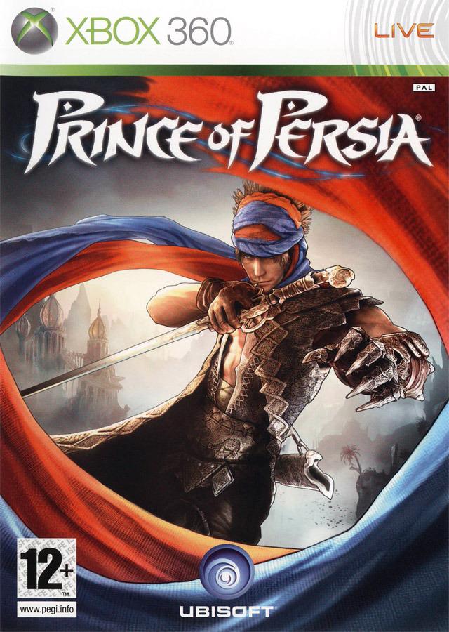 Prince Of Persia Sur Xbox 360