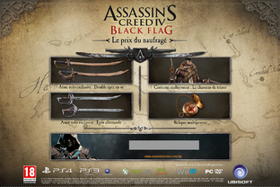Assassin's Creed IV adapté en manga
