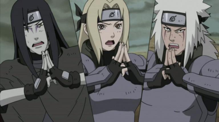 Naruto Shippuden Ultimate Ninja Storm 4 Techniques
