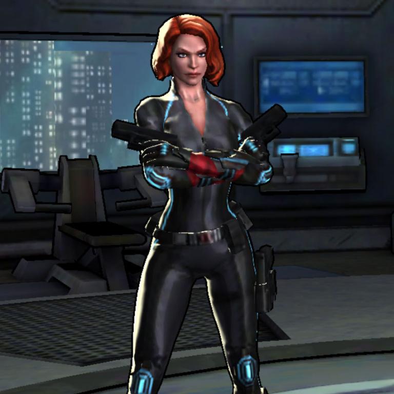 Black Widow Lre DUltron Astuces Et Guide Marvel Avengers Alliance 2