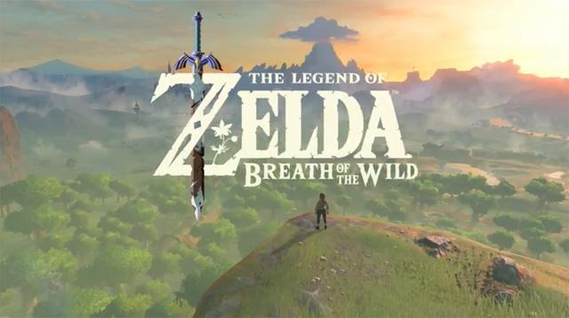 E3 2016 Tout Ce Que Lon Sait Du Nouveau Zelda Breath