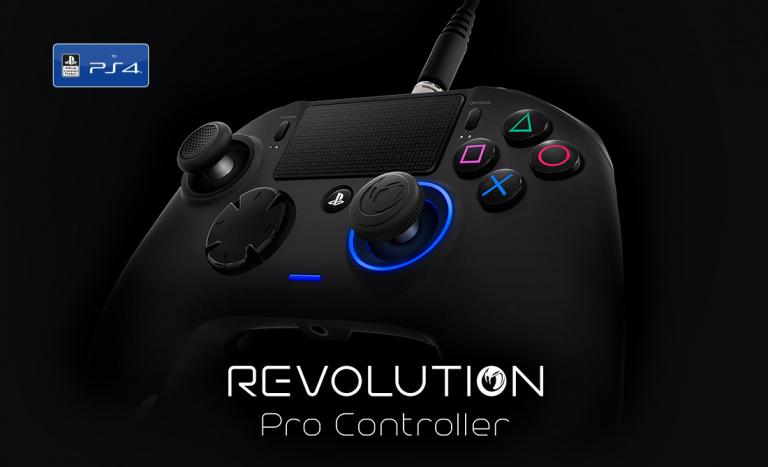 Concours Nacon Revolution Pro Controller Des Gagnants