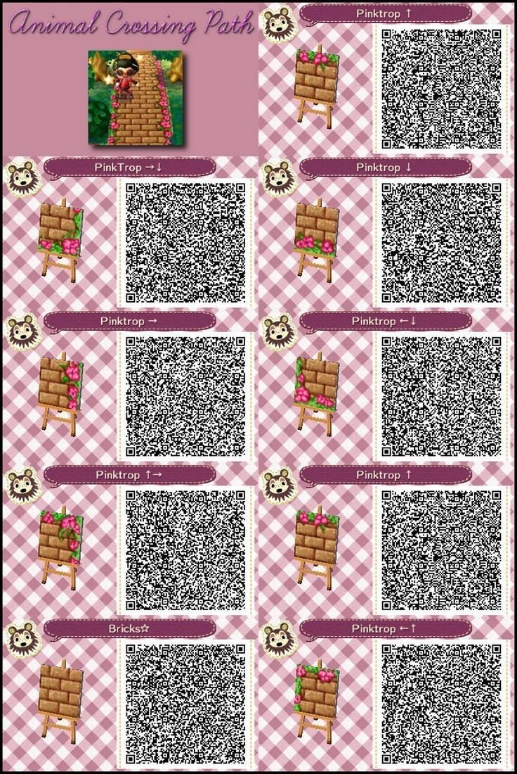 Animal Crossing New Horizons Road And Aisle Patterns To Ask The Best Patterns To Download News Archyworldys
