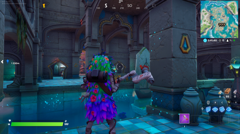 Fortnite, Chapter 2, Season 3: Coral Castle, our guide to the new town