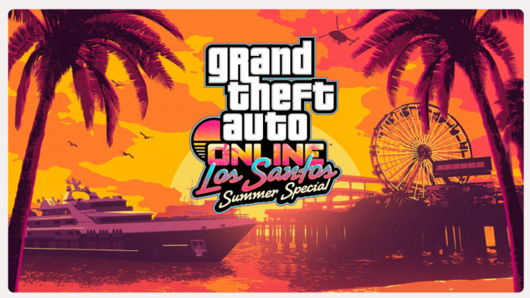 GTA Online clarifies the content of its Special Summer update