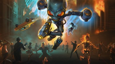 Destroy All Humans!  – Remake will not have PS5 and Xbox Series X upgrade