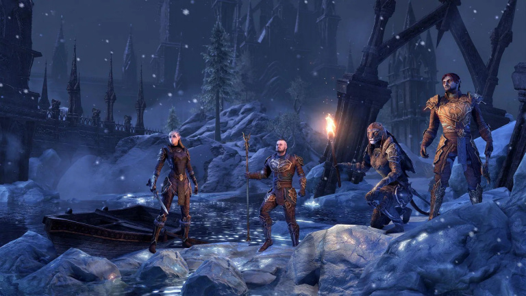 The Elder Scrolls Online: Markarth – Dark Heart of Skyrim final chapter announced for November