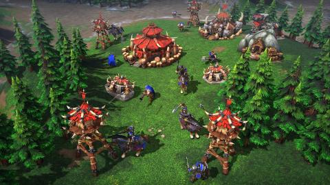 Warcraft 3 : Reforged aura droit à une bêta en début d'année 2019