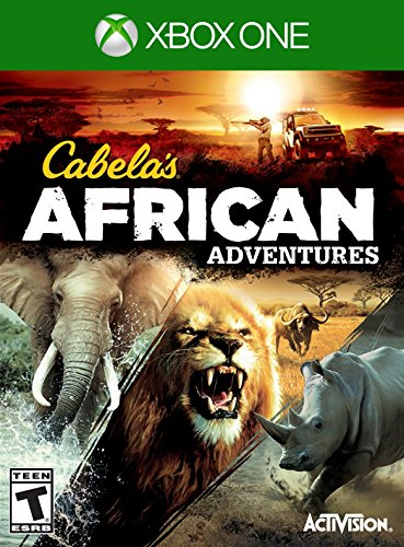 Cabelas African Adventures Sur Xbox One