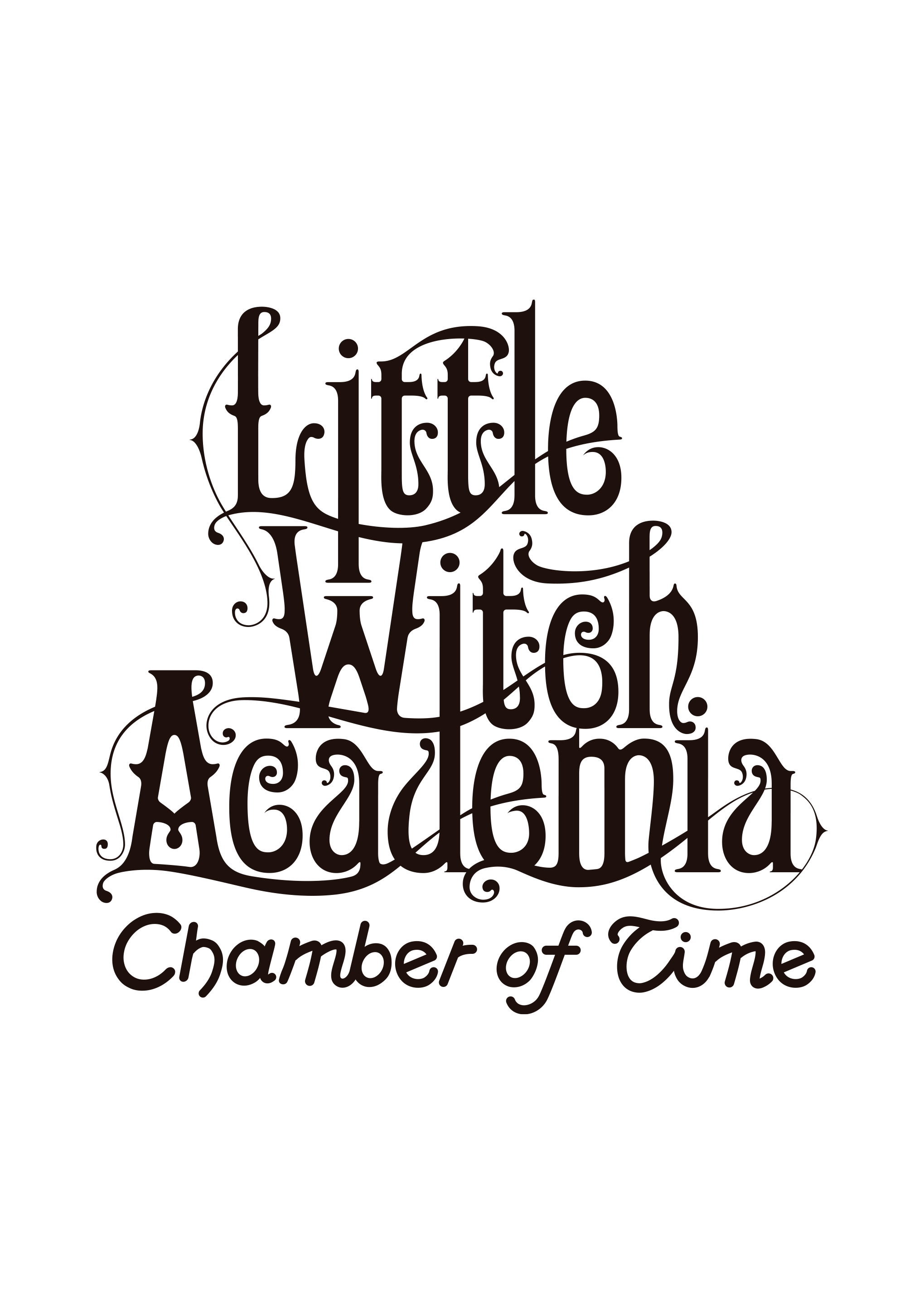 Little Witch Academia Chamber Of Time Sur Pc