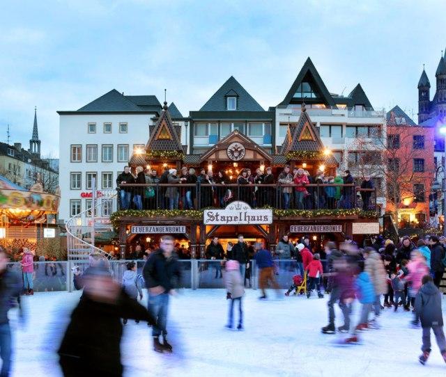 Cologne Christmas Market Weihnachtsmarkt Kolner Altstad T Best City Christmas City Breaks In