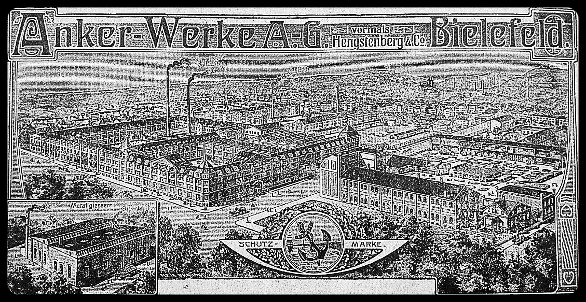 Anker Werke A G Fiddlebase