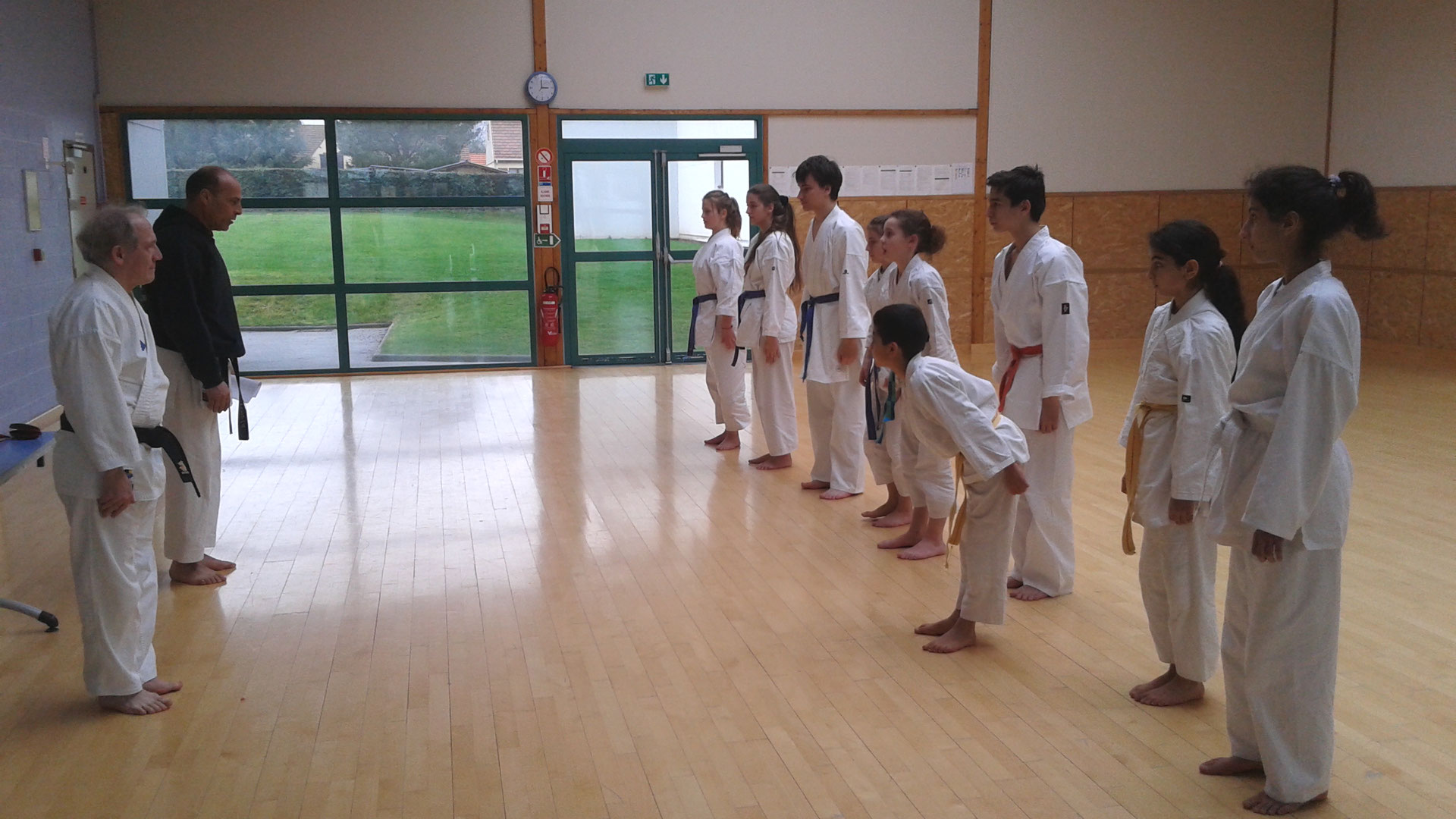 karate club isneauville kcis jimdo page