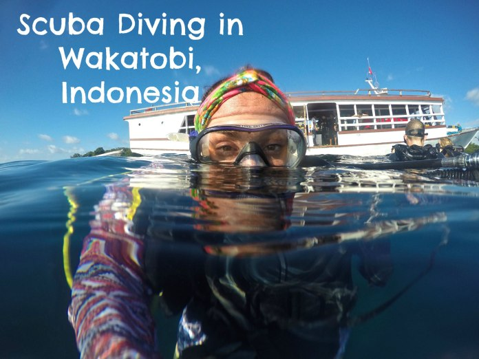 Scuba Diving In Wakatobi Coffeewithasliceoflife Travel And Scuba Blog
