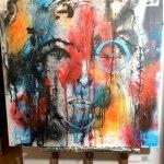 Portfolio Ubersicht Der Kunstwerke Kunst Ilona Schmidt Bilder Skulpturen Objekte