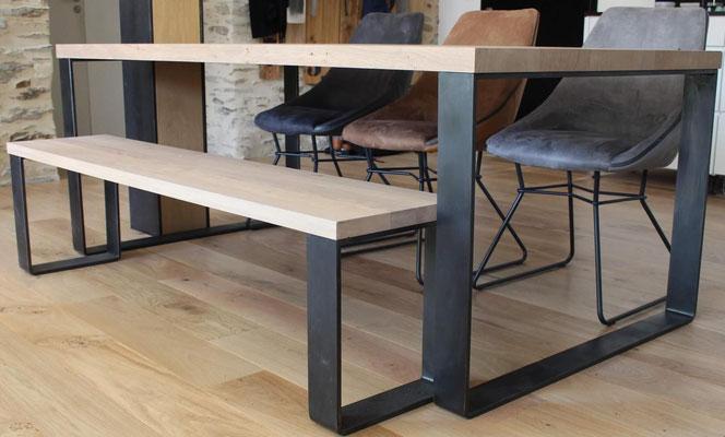 pied de table table et deco design en